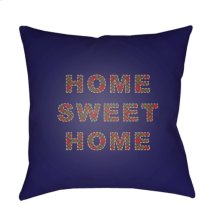 "HOME SWEET HOME PLAID-017 18"" x 18"""
