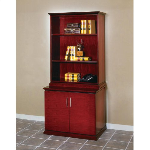 Mendocino 2-door Storage Cabinet, 36x24