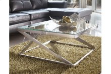 Square Cocktail Table