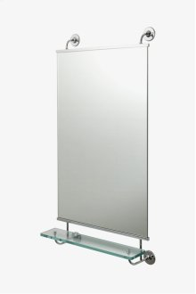 "Highgate Wall Mounted Stationary Mirror 20 7/16"" x 39 13/16"" x 7 13/16"" STYLE: HGMR42"