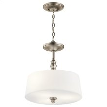 Versailles Collection Versailles 3 Light Pendant/Semi Flush AP