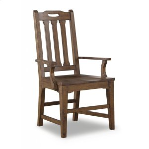 FLEXSTEELSonora Arm Dining Chair