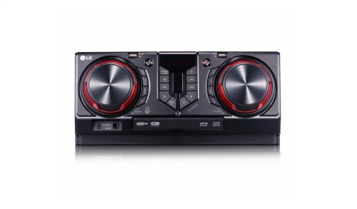 900W Hi-Fi Entertainment System with Bluetooth® Connectivity