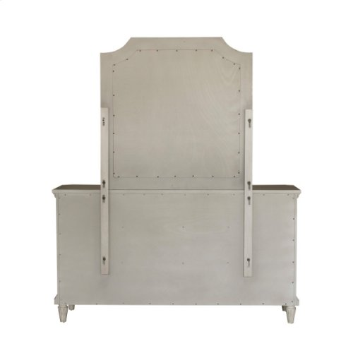 Linen Grace 9 Drawer Dresser