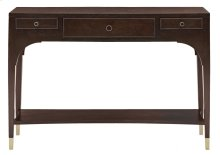 Haven Console Table in Haven Raven (346)