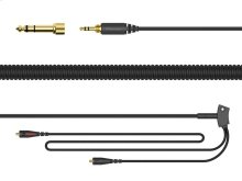 39.37 in coiled cable for the HDJ-C70 headphones