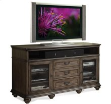 Belmeade TV Console Old World Oak finish