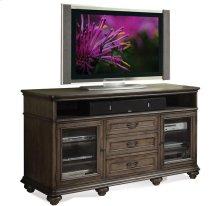 Belmeade TV Console Old World Oak finish