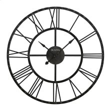 Jeffrey Clock