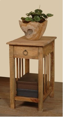 Sunset Trading Cottage Narrow End Table - Sunset Trading