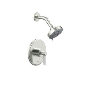 Satin Nickel Wallace (Series 15) Shower Trim