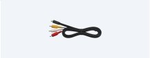 AV cable with multi-terminal