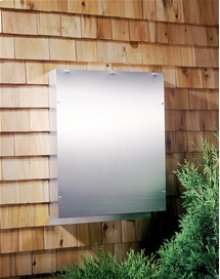Exterior Blower for Broan Elite Range Hoods