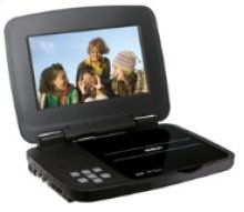 """Portable DVD Player with 7"""" Screen"""