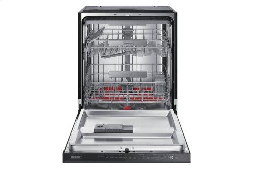 "24"" Dishwasher, Stainless Steel"