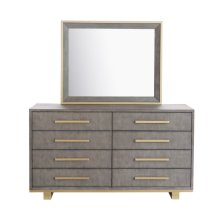 Miranda 8 Drawer Dresser