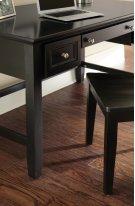 "Oslo Chair, Black, 19""x22""x39"" Box Seat Product Image"