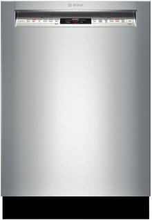 """24"""" Recessed Handle Dishwasher 800 Series- Stainless steel"""