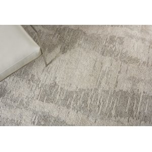 Ellora Ell01 Iv/grey Rectangle Rug 9'9'' X 13'9''