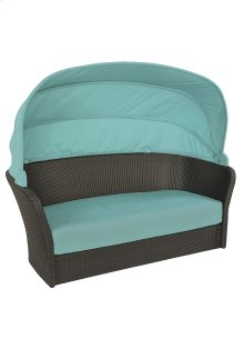 Evo Woven Lounger with Shade