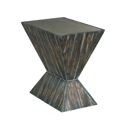 Hidden Treasures Angular Accent Table