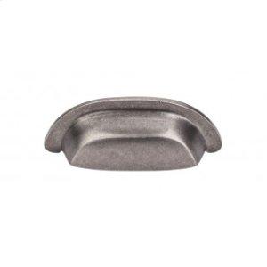 Aspen Cup Pull 3 Inch (c-c) - Silicon Bronze Light