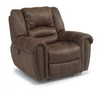 New Town Fabric Power Recliner Product Image