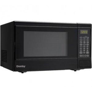 DanbyDanby 1.4 cu ft. Black Sensor Countertop Microwave