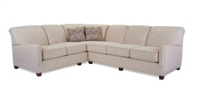 5610 LF 1 Arm Corner Sofa with 5616 RF 1 Arm Sofa