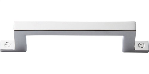 Campaign Bar Pull 3 Inch - Polished Chrome