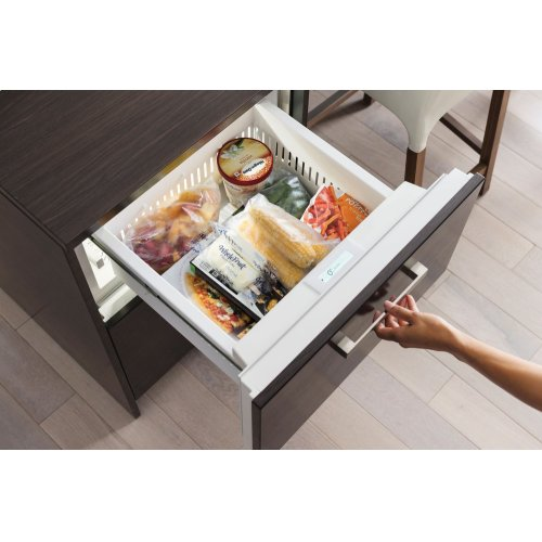 "24"" Designer Freezer Drawers - Panel Ready"