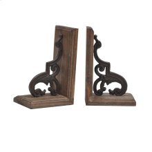 Antonella Bookends