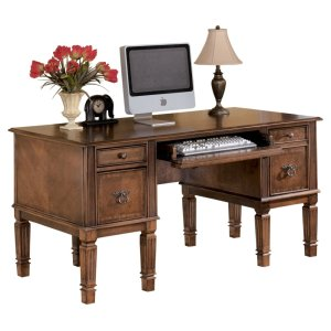 "Ashley FurnitureSIGNATURE DESIGN BY ASHLEHamlyn 60"" Home Office Desk"
