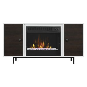BelloTo warm up on a cold night, cozy up to this fireplace to relax and enjoy yo...