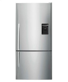 ActiveSmart Fridge - 17.6 cu. ft. counter depth bottom freezer with ice & water