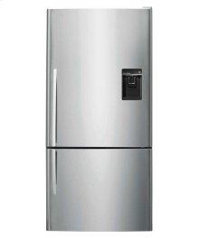 ActiveSmart Fridge - 17.6 cu. ft. counter depth bottom freezer with ice & water