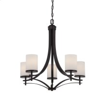 Colton 5 Light Chandelier