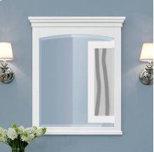"Shaker Americana 28"" Mirror - Polar White"