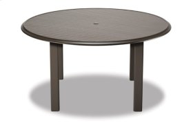 "56"" Round Table Top Only w/ hole"