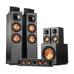 KlipschR-820F 5.1.2 Dolby Atmos Home Theater System