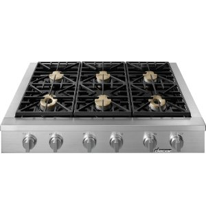 "DacorHeritage 48"" Rangetop, Natural Gas, High Altitude"