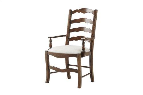 An Evening With Friends Armchair, #plain#