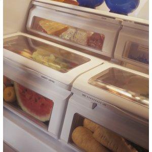 "Monogram 36"" Professional Built-In Bottom-Freezer Refrigerator"