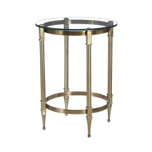 Parthenon Round Drink Table