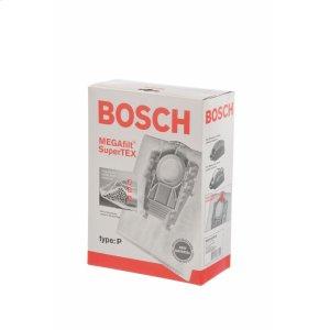 BoschVacuum Bags - Type P 5 Bags & 1 Micro-Hygiene Filter