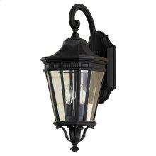 2 - Light Wall Lantern