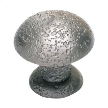 Olde World Knob 1 3/8 Inch - Pewter