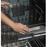 GE Ge® Stainless Steel Interior Dishwasher With Hidden Controls