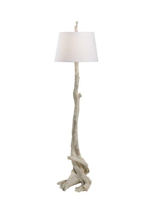 Olmsted Floor Lamp - White