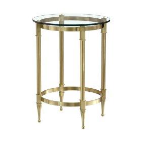 Parthenon Round Drink Table SB